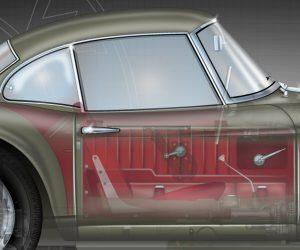 BMW-507-cabin