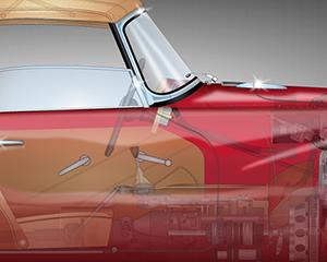 Daimler-SP250-cabin